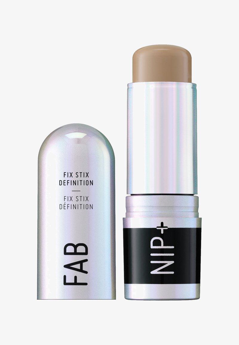 Nip+Fab - FIX STIX DEFINITION - Contouring - cool taupe
