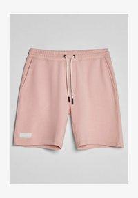 Bershka - MIT PRINT - Shorts - pink - 3