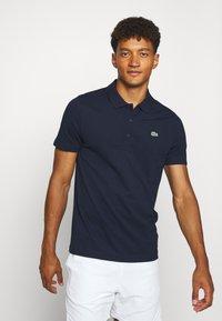 Lacoste Sport - CLASSIC KURZARM - Polo shirt - navy blue - 0