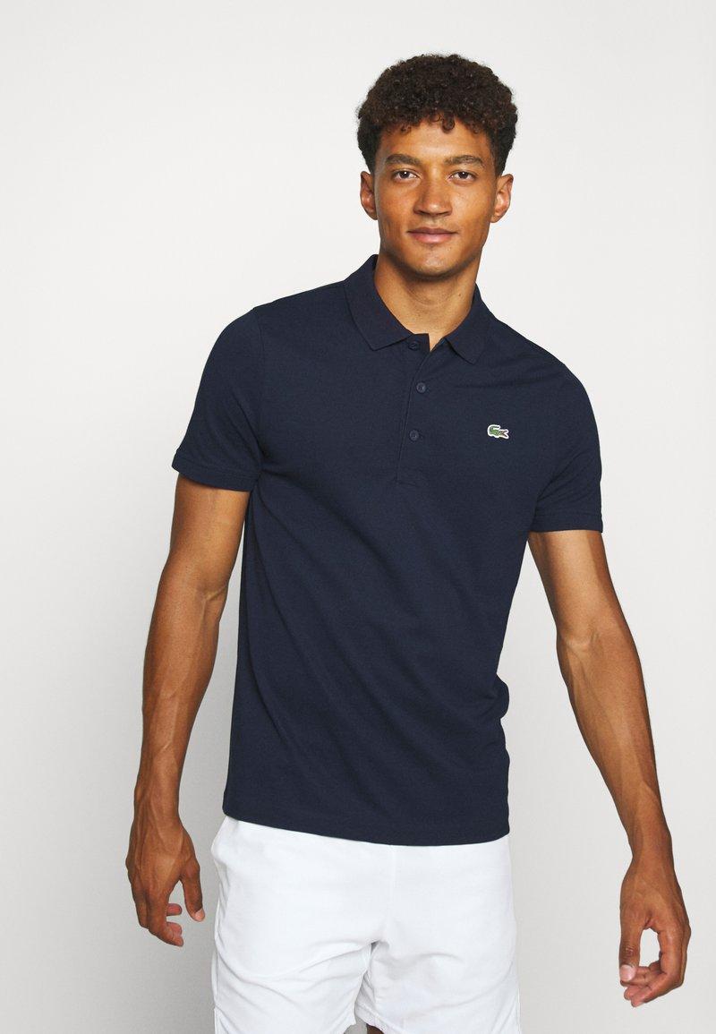 Lacoste Sport - CLASSIC KURZARM - Polo shirt - navy blue