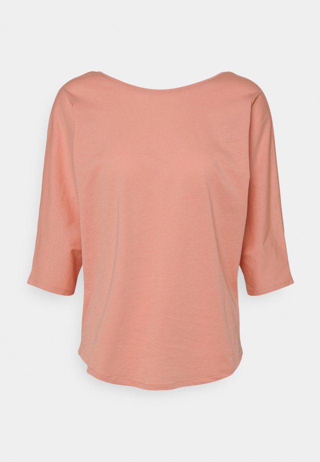 BAKASANA - Långärmad tröja - blush