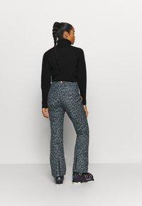 COLOURWEAR - CORK PANT - Snow pants - black - 2