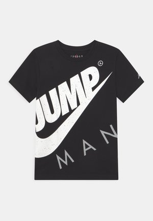 JUMPMAN STREET TEAM - Printtipaita - black