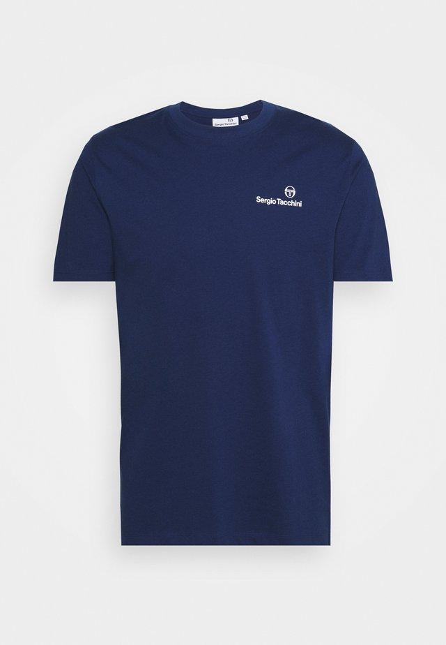 ARNOLD - Jednoduché triko - blue depths