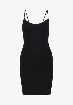 SEAMLESS MINI - Nattskjorte - black