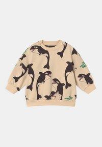 Mini Rodini - ORCA UNISEX - Sweatshirt - offwhite - 0
