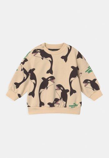 ORCA UNISEX - Sweatshirt - offwhite