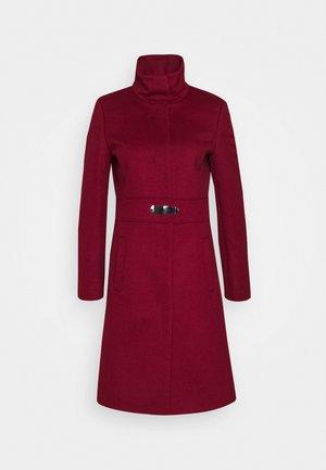 MILORA - Zimní kabát - open red