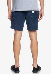 Quiksilver - TAXER  - Shorts - blue - 1