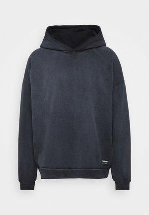 LERON - Jersey con capucha - vintage black