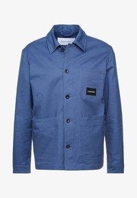 Calvin Klein - WORKWEAR JACKET - Lehká bunda - blue - 3