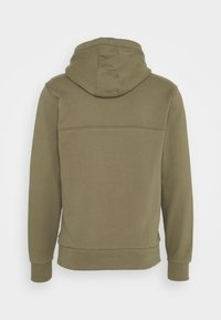 Calvin Klein - SMALL CHEST LOGO  - Sweat à capuche - green - 1