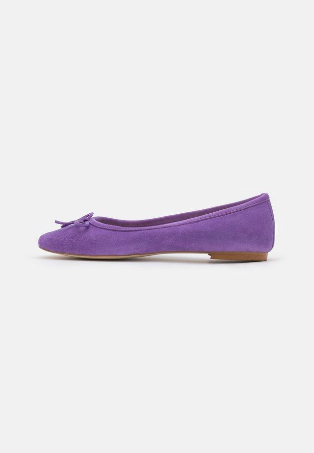 LYZA - Baleriny - violet