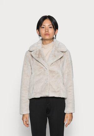 OBJTILLY JACKET - Zimní bunda - silver gray