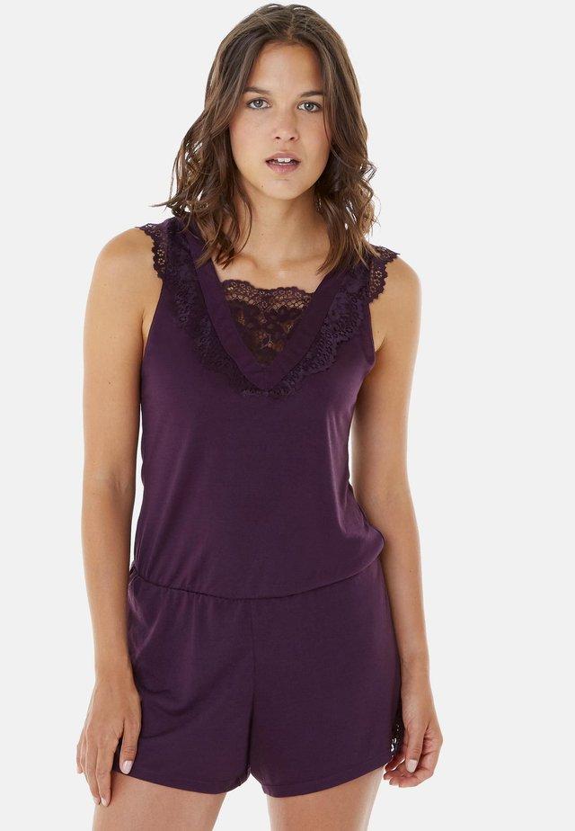 ECAILLE - Pyjama - purple