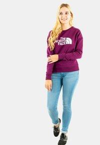 The North Face - Sweatshirt - violet - 1