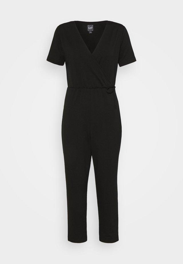 Jumpsuit - true black v2