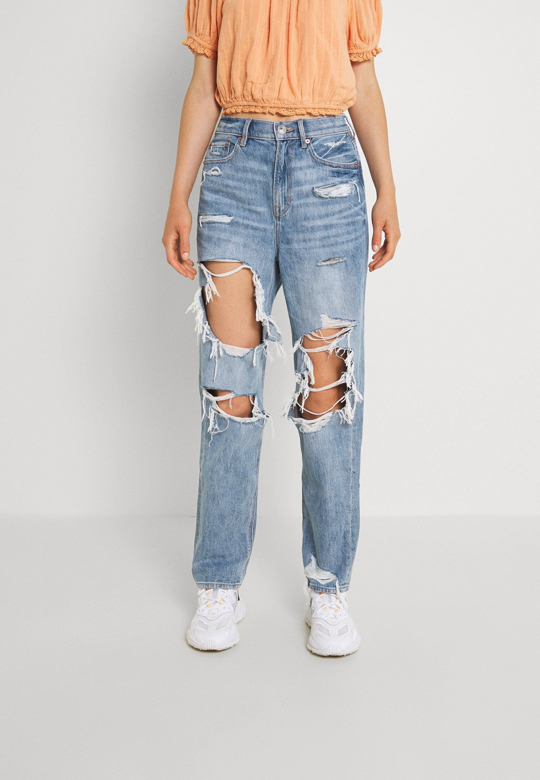 Women HIGHEST 90S - Relaxed fit jeans