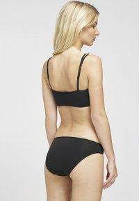 Skiny - DAMEN RIO SLIP 3ER PACK - Briefs - black - 2