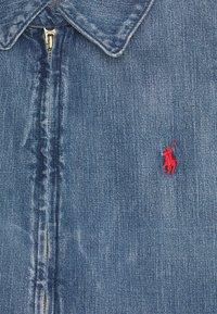 Polo Ralph Lauren - BAYPORT WINDBREAKER - Chaqueta vaquera - kramer - 2