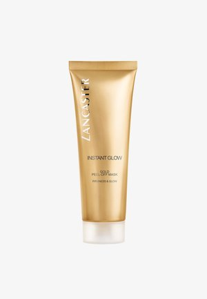 PEEL OFF MASKE GOLD - Face mask - -