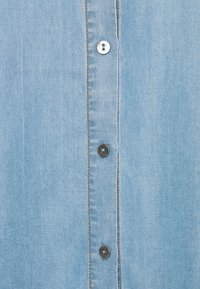 Cream - AMIRA BALLON SLEEVE - Camisa - blue denim - 2