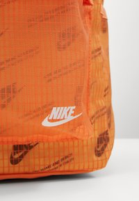 Nike Sportswear - HERITAGE  - Rucksack - orange frost/melon tint/white - 3