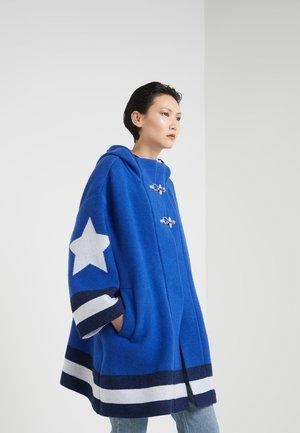 PESARE CAPPOTTO - Classic coat - bluete