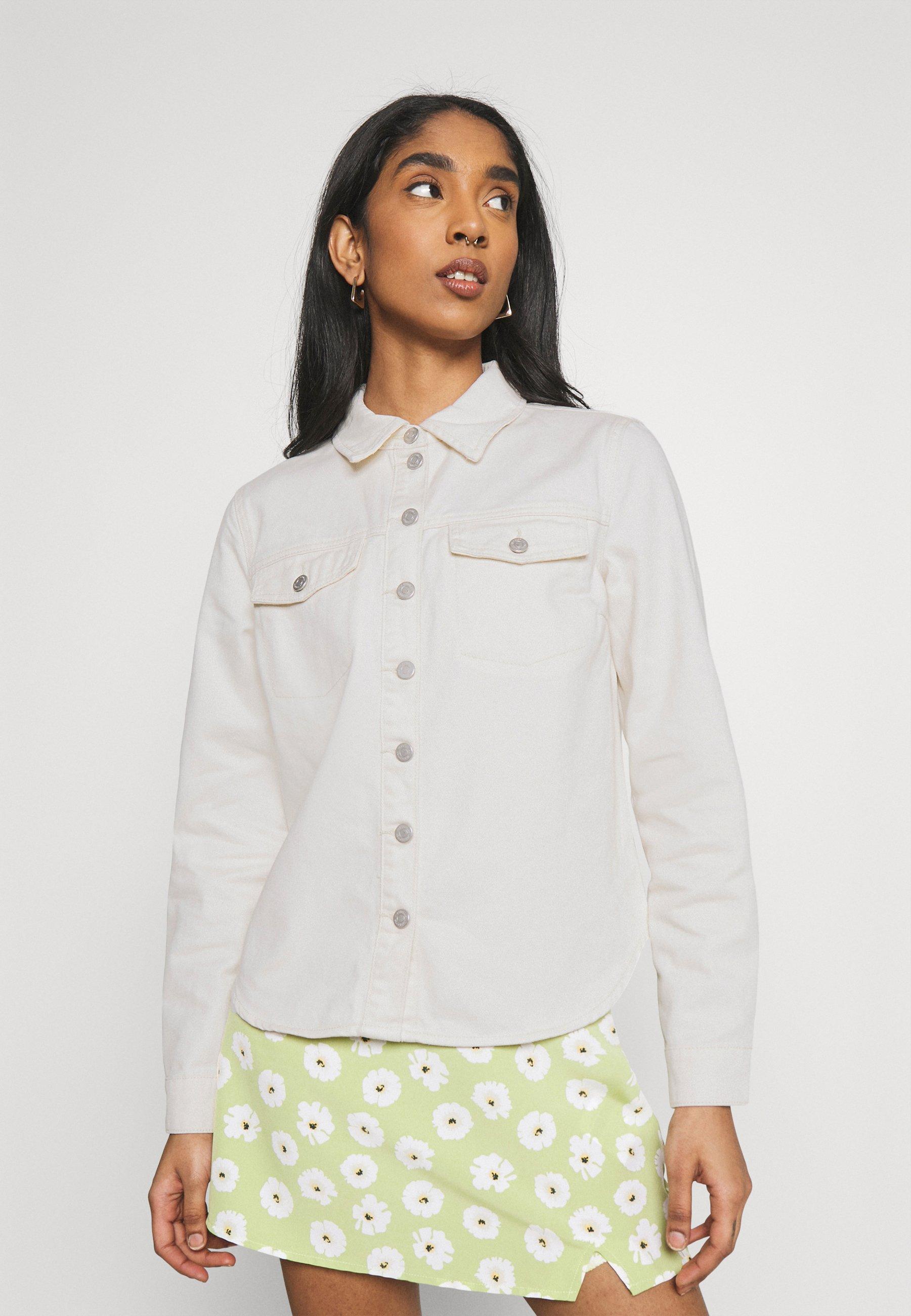 Women VIAMALIE CAIA JACKET - Denim jacket