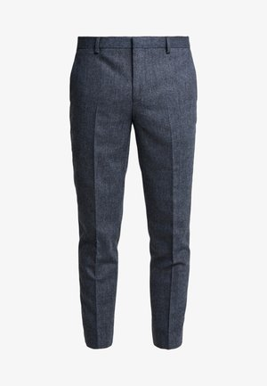 TAPERED TROUSER - Kalhoty - mid blue