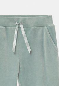 Lindex - MINI - Teplákové kalhoty - light dusty turquoise - 2