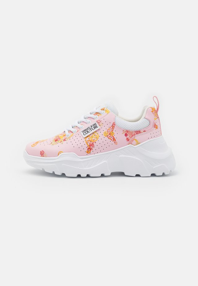 Sneakersy niskie - rose