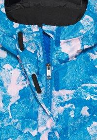Kjus - GIRLS MARA JACKET - Ski jacket - blue/pink - 3