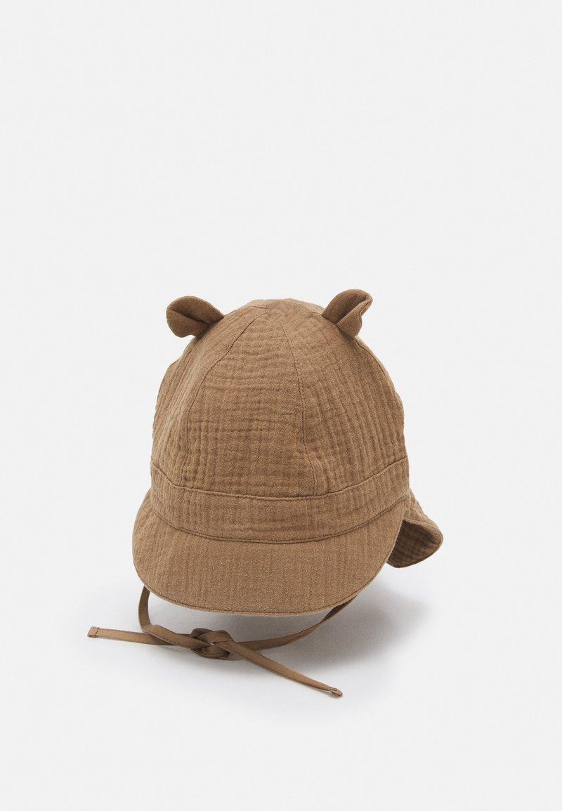 Huttelihut - SAFARI SUNHAT EARS UNISEX - Hat - nougat