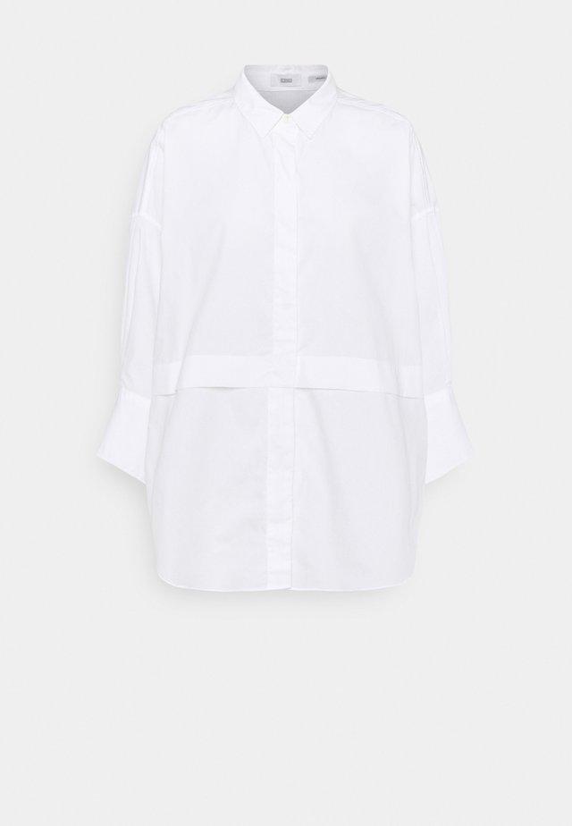 GILLIAN - Hemdbluse - white