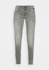 Replay - NEW LUZ HYPERFLEX BIO - Jeans Skinny Fit - medium grey - 5