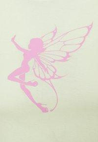 NEW girl ORDER - RAINBOW FAIRY - T-shirt print - green - 2