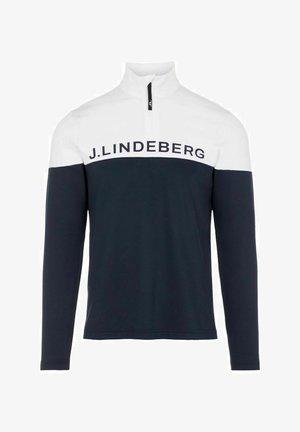 DAN MID LAYER - Long sleeved top - jl navy