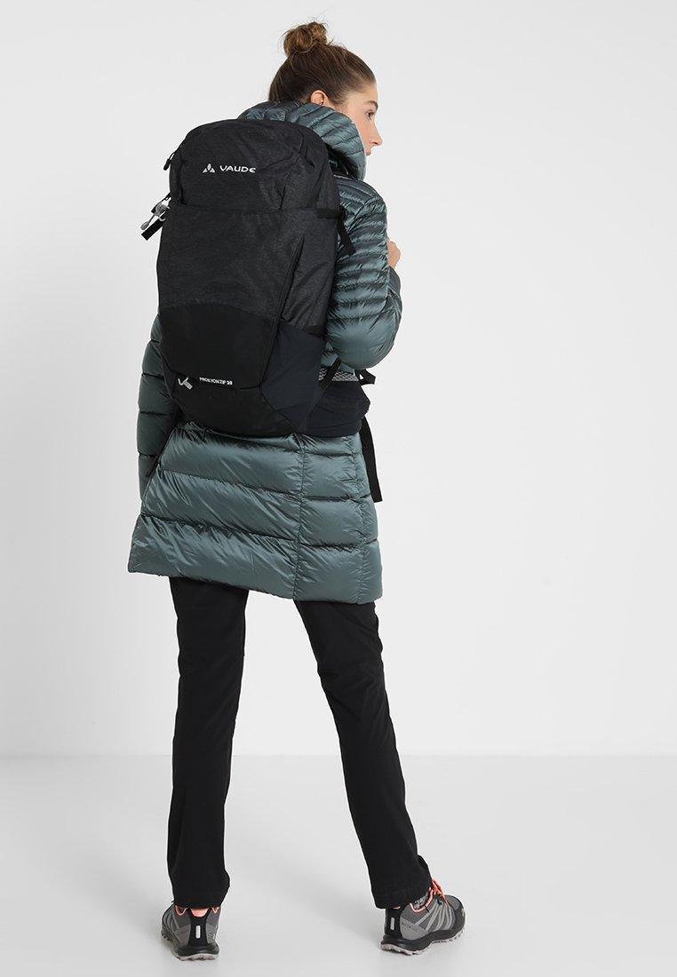 Vaude - PROKYON ZIP 28 - Hiking rucksack - black