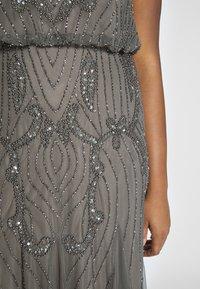 Lace & Beads Curvy - MAJEA - Abito da sera - stone - 5