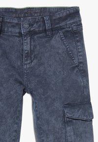 s.Oliver - Pantalones cargo - dark blue - 4