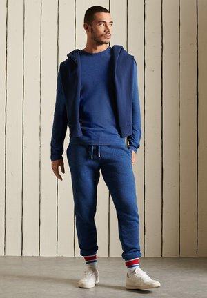 LONG SLEEVE - Long sleeved top - bright blue marl