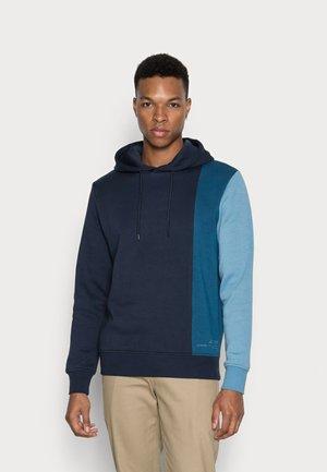 JCOBRANDT HOOD - Sweatshirt - navy blazer