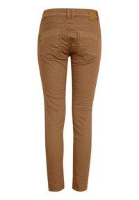 PULZ - PZROSITA - Jeans Skinny Fit - argan oil - 7