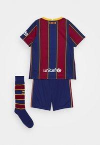 Nike Performance - FC BARCELONA SET - Sports shorts - deep royal blue/varsity - 1