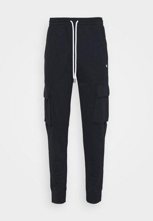 CUFF PANTS - Pantalon de survêtement - navy