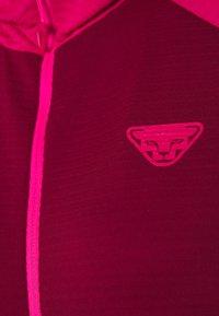 Dynafit - SPEED THERMAL HOODED - Training jacket - flamingo - 3