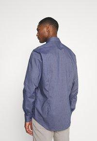 Calvin Klein Tailored - CHECK EASY CARE - Formal shirt - navy - 2