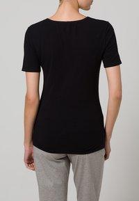 Schiesser - Undershirt - black - 3