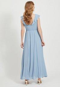Vila - VIRANNSIL  - Vestito lungo - ashley blue - 2
